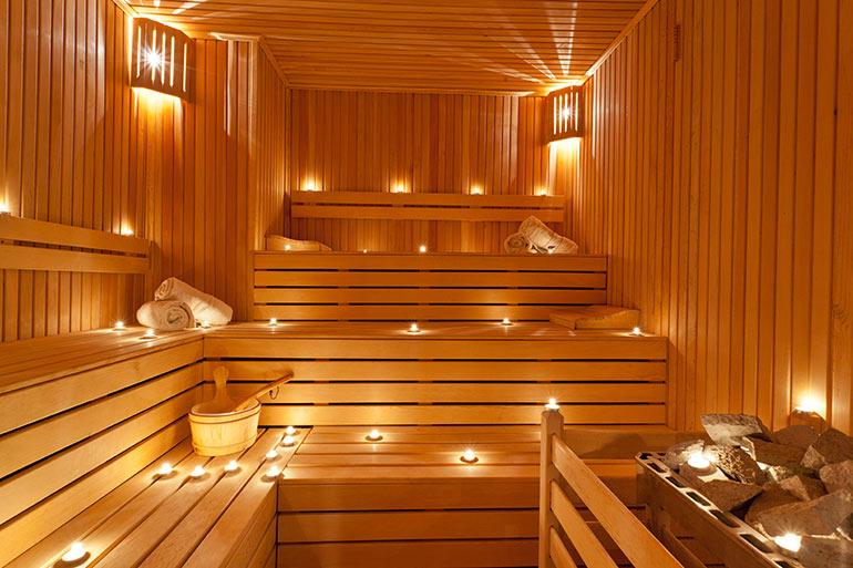 Seminarhaus Gruber Sauna